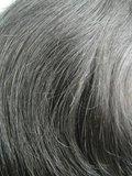 Indiaas steile haar-weave (18 inch)_