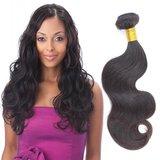 Indiaas golvende haar-weave (18 inch)_