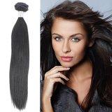 Braziliaanse steile haar-weave (24 inch)_