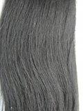 Braziliaanse steile haar-weave (22inch)_
