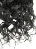 Indiaas Natuurlijk Golvende haar-weave (16 inch)_